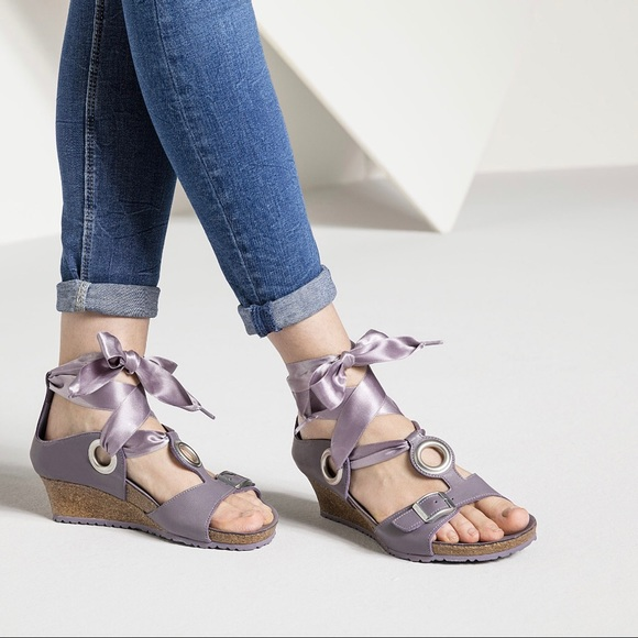 2310d352a65 Emmy lace up sandal from Papillio Birkenstock.